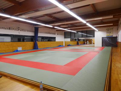 dojo karaté club ingersheim
